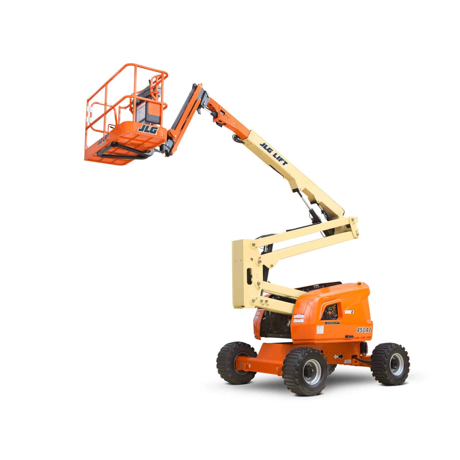 JLG 450AJ – 45FT Articulating Boom Lift