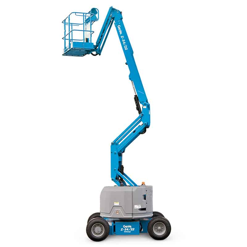 Genie Z-34/22 Bi Energy – 12.52 m Bi-Energy Articulated Boom Lift
