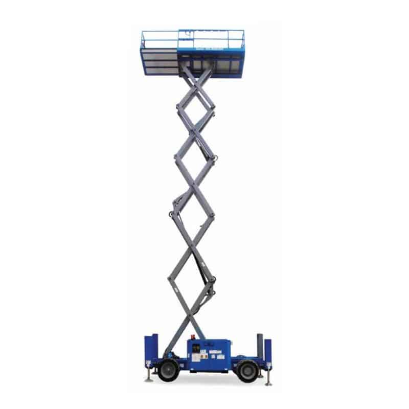 Genie GS-2669 DC – 9.70 m Rough Terrain Scissor Lift