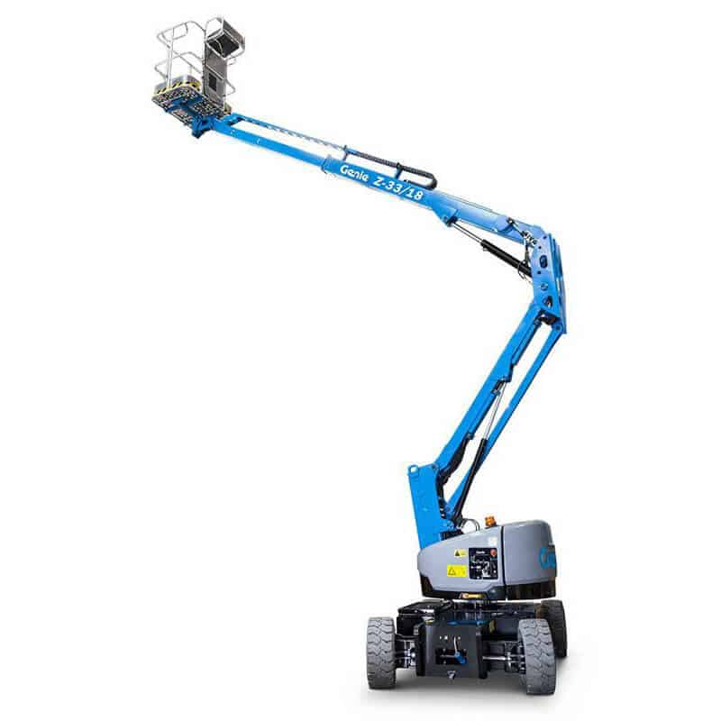 Genie Z-33/18 – 12 m Articulated Boom Lift