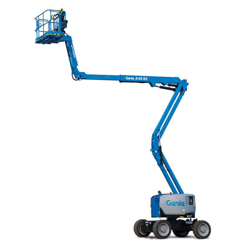 Genie Z-45 XC – 15.87 m Xtra Capacity Articulated Boom Lift