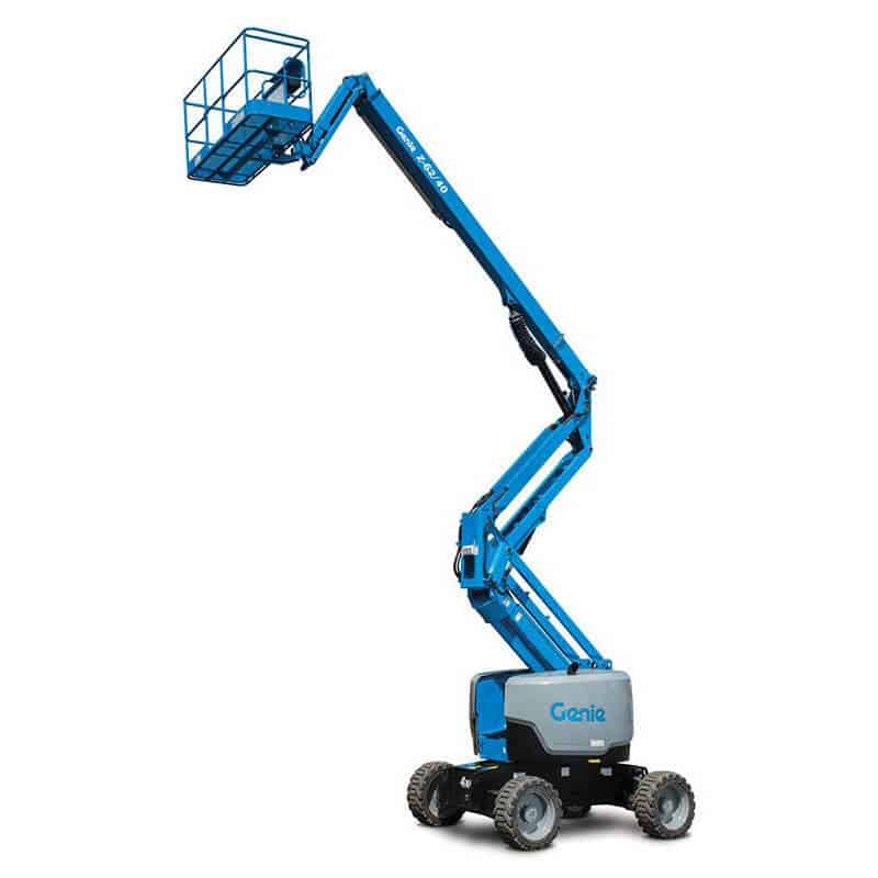 Genie Z-62/40 – 20.87 m Articulated Boom Lift