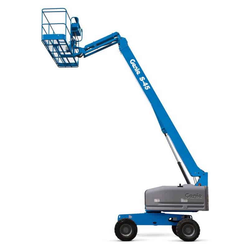Genie S-45 – 15.72m Telescopic Boom Lift