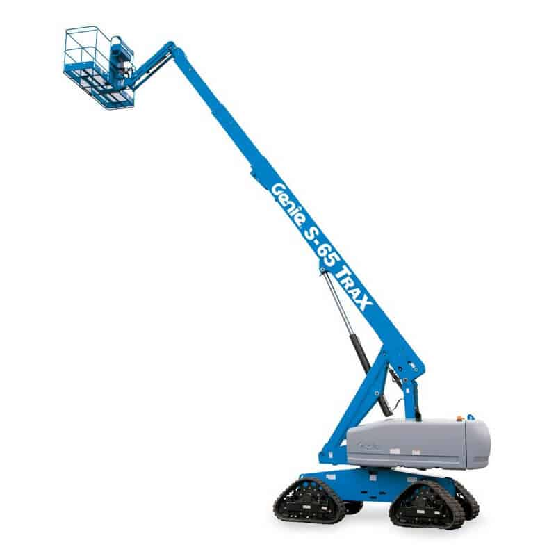 Genie S-65 Trax – 21.80 m Telescopic Boom Lift