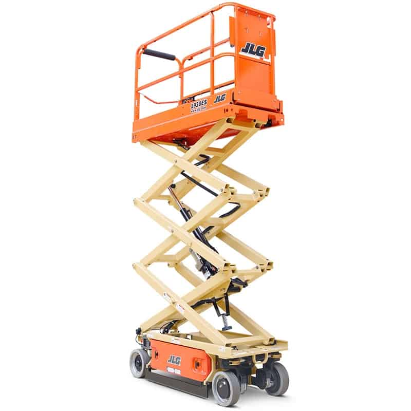 JLG 1930ES – 7.72m Electric Scissor Lift