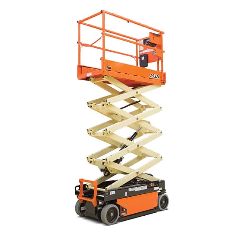 JLG 1932R – 7.8m Electric Scissor Lift
