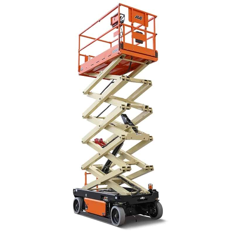 JLG 3246R – 11.58m Electric Scissor Lift