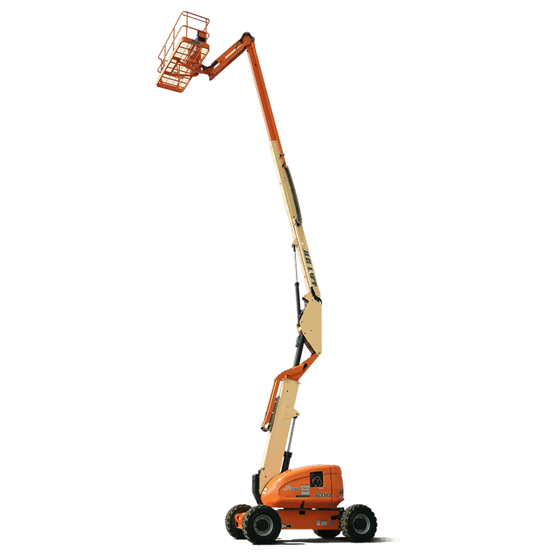 JLG 600AJ – 18.47m Articulated Boom Lifts